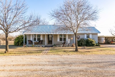 Ballinger Single Family Home For Sale: 201 County Rd 288