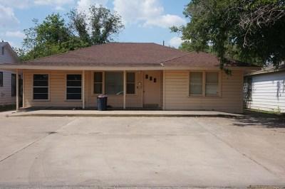 Single Family Home For Sale: 2318 Rio Grande St