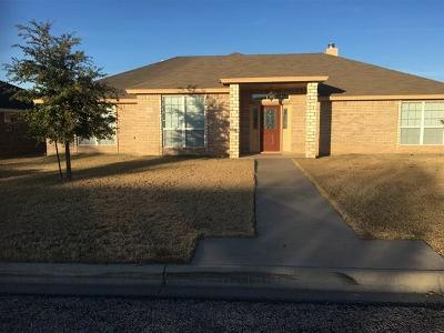 San Angelo Rental For Rent: 3630 Dominion Ridge
