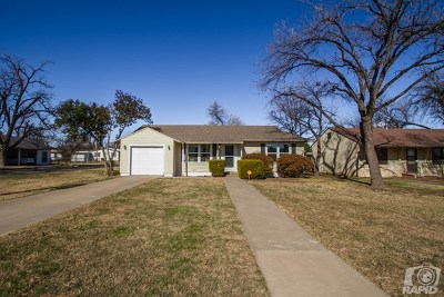 San Angelo Single Family Home For Sale: 2320 Colorado Ave