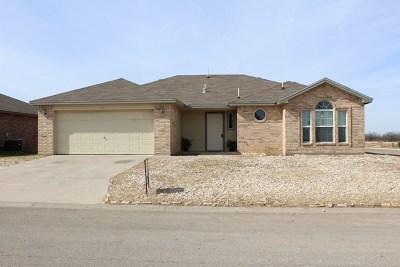 San Angelo Single Family Home For Sale: 1229 George Lane