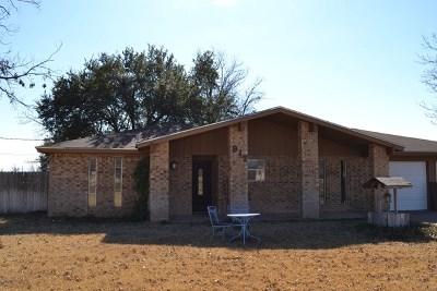 San Angelo Single Family Home For Sale: 917 Cauley Lane