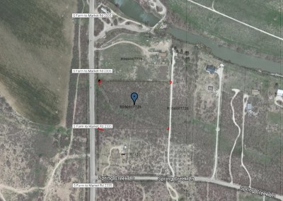 Dove Creek Residential Lots & Land For Sale: 10642 S Fm 2335