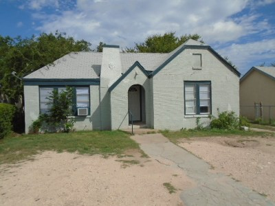San Angelo TX Rental For Rent: $700