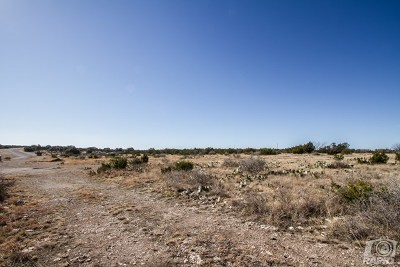 Christoval Residential Lots & Land For Sale: 16695 Vaquero Trail
