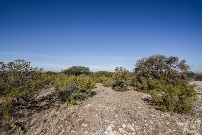 Christoval Residential Lots & Land For Sale: 17035 Vaquero Trail