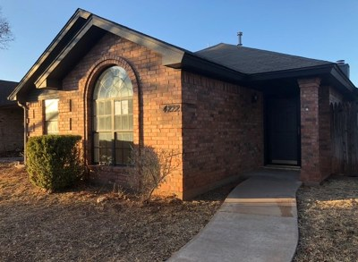 San Angelo TX Single Family Home For Sale: $162,500