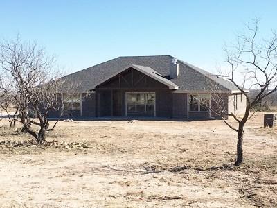 San Angelo Single Family Home For Sale: 8755 Kna Dr.