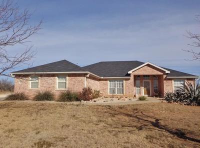 San Angelo Single Family Home For Sale: 820 Black Bear Lane