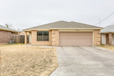 Single Family Home For Sale: 2904 Freeland St