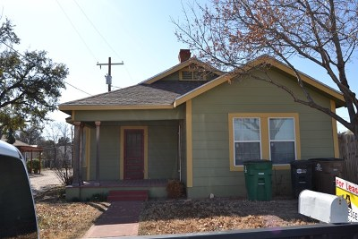 San Angelo TX Rental For Rent: $850