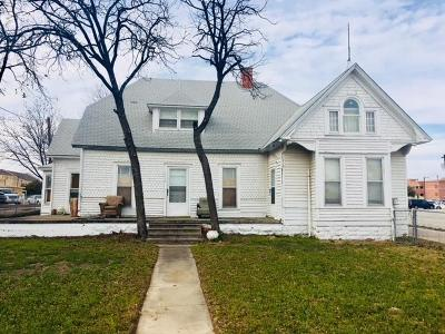 San Angelo Single Family Home For Sale: 114 E Twohig Ave