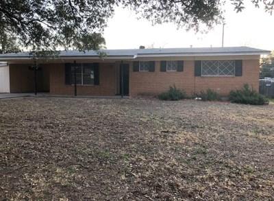 San Angelo TX Single Family Home For Sale: $95,000