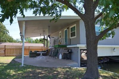 Lake Nasworthy, Lake Nasworthy Group 1, Lake Nasworthy Group 10, Lake Nasworthy Group 15, Lake Nasworthy Group 16, Lake Nasworthy Group 2, Lake Nasworthy Lincoln Pk, Lake Nasworthy Point 1, Lake Nasworthy Red Bluff, Nasworthy 2, Red Bluff Single Family Home For Sale: 1506 Loop Rd