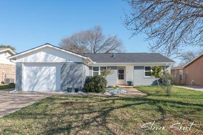 Single Family Home For Sale: 818 Maryland St