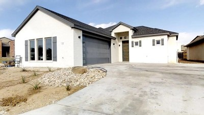 San Angelo Single Family Home For Sale: 2150 Valleyview Dr