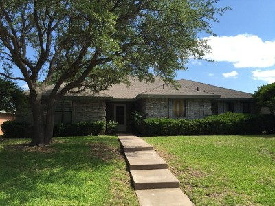 San Angelo TX Rental For Rent: $1,750