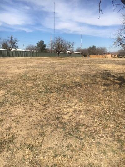 Ballinger Residential Lots & Land For Sale: 300 Ave A