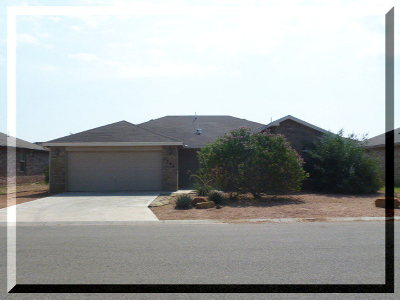 San Angelo TX Rental For Rent: $1,350