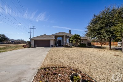 San Angelo Single Family Home For Sale: 6018 Citation Court