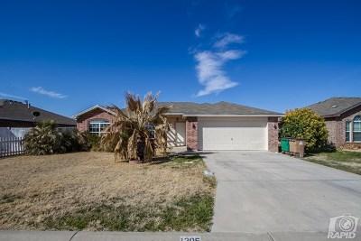 San Angelo TX Single Family Home For Sale: $159,000