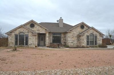San Angelo TX Single Family Home For Sale: $245,900