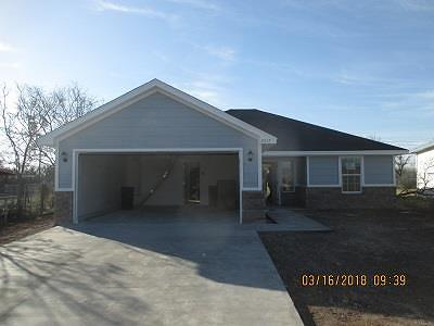 San Angelo TX Single Family Home For Sale: $147,500