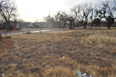 San Angelo Residential Lots & Land For Sale: 103 W 10th St