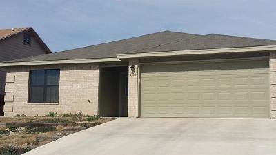 San Angelo TX Single Family Home For Sale: $143,900
