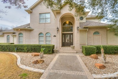 San Angelo Single Family Home For Sale: 5113 Beverly Dr