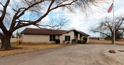 San Angelo Single Family Home For Sale: 302 Mimosa Dr