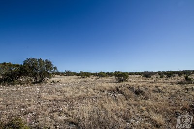 Christoval Residential Lots & Land For Sale: 16990 Caballo Blanco Lane