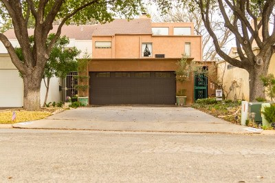 San Angelo Single Family Home For Sale: 2522 Lindenwood Dr