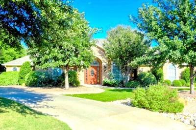San Angelo Single Family Home For Sale: 5170 Ironwood Court