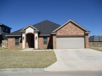 San Angelo Single Family Home For Sale: 3958 Blair Ln