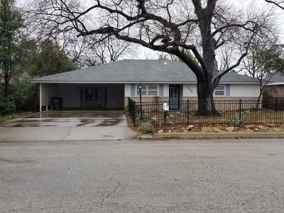 Single Family Home For Sale: 106 Churchill Blvd