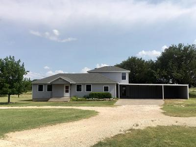 Christoval Single Family Home For Sale: 6225 Bryka Rd