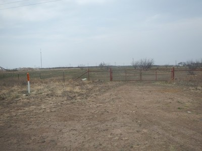 San Angelo Residential Lots & Land For Sale: 4349 S Hwy 277