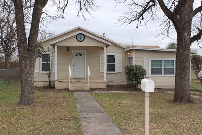 San Angelo TX Rental For Rent: $950