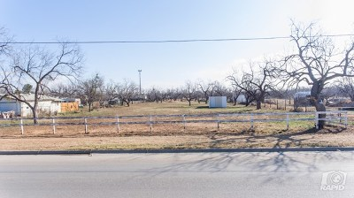 San Angelo Residential Lots & Land For Sale: 3224 Grape Creek Rd