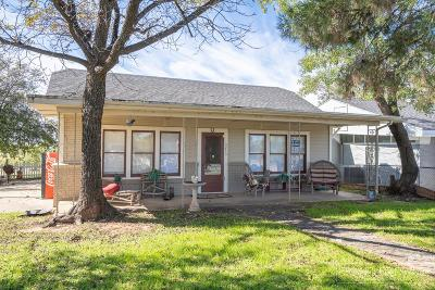 Lake Nasworthy, Lake Nasworthy Group 1, Lake Nasworthy Group 10, Lake Nasworthy Group 15, Lake Nasworthy Group 16, Lake Nasworthy Group 2, Lake Nasworthy Lincoln Pk, Lake Nasworthy Point 1, Lake Nasworthy Red Bluff, Nasworthy 2, Red Bluff Single Family Home For Sale: 3213 W Red Bluff Rd