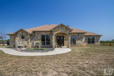 San Angelo Single Family Home For Sale: 8990 Jerimiah Lane