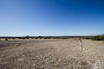 Christoval Residential Lots & Land For Sale: 17125 Caballo Blanco Lane