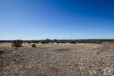 Christoval Residential Lots & Land For Sale: 17195 Caballo Blanco Lane