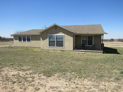 San Angelo Single Family Home For Sale: 11661 S Hwy 277