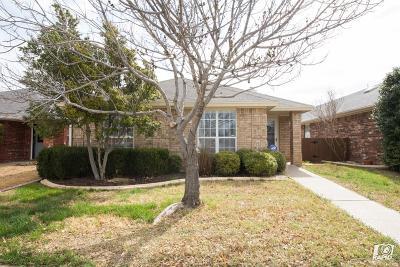 Single Family Home For Sale: 5110 Oak Grove Blvd