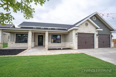 San Angelo Single Family Home For Sale: 2006 Silver Creek Court