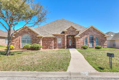 San Angelo Single Family Home For Sale: 5202 High Point Dr