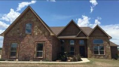San Angelo Single Family Home For Sale: 3428 Buck Run St