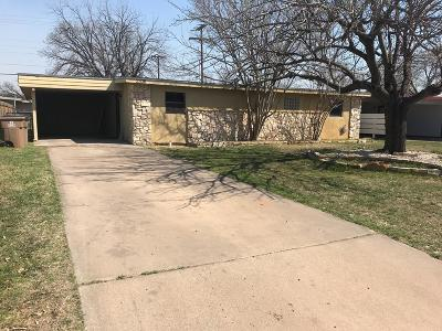 College Hills, College Hills South Single Family Home For Sale: 2206 A&m Ave